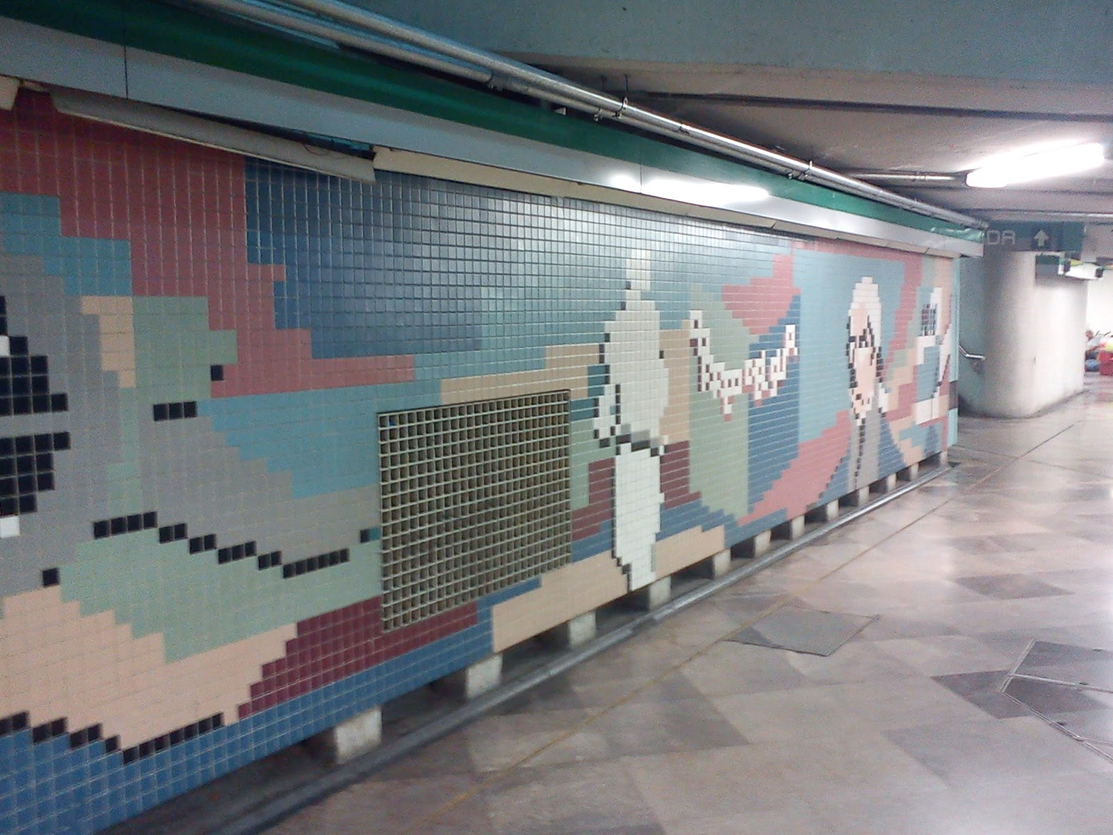 Stc Metro Linea 4 Morelos Miradas